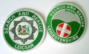 Leicestershire Search&Rescue_www.bestbadges.co.uk