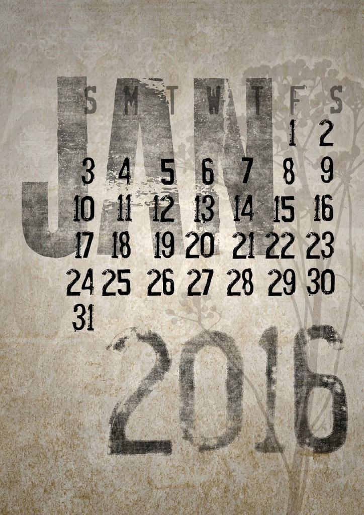 Early 2016 Must-see Events